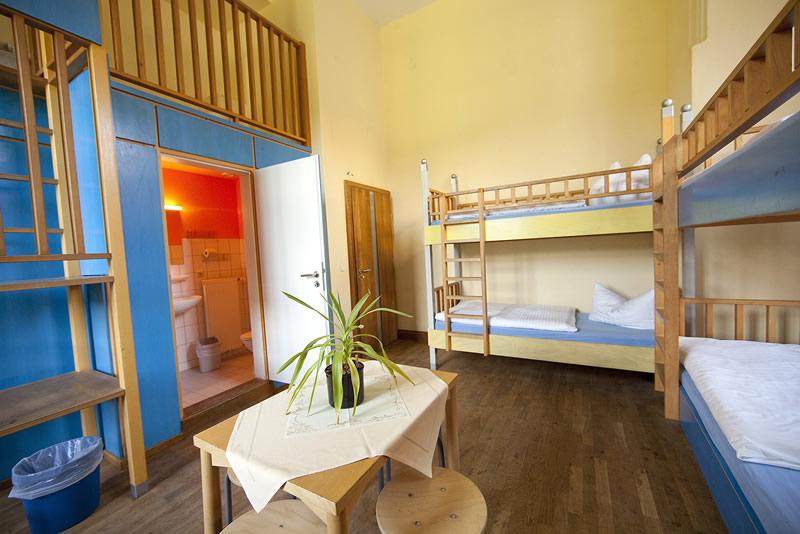 Klassenreisen klassenfahrt ferien brandenburg und berlin schloss boitzenburg - Zimmer von jugendlichen ...